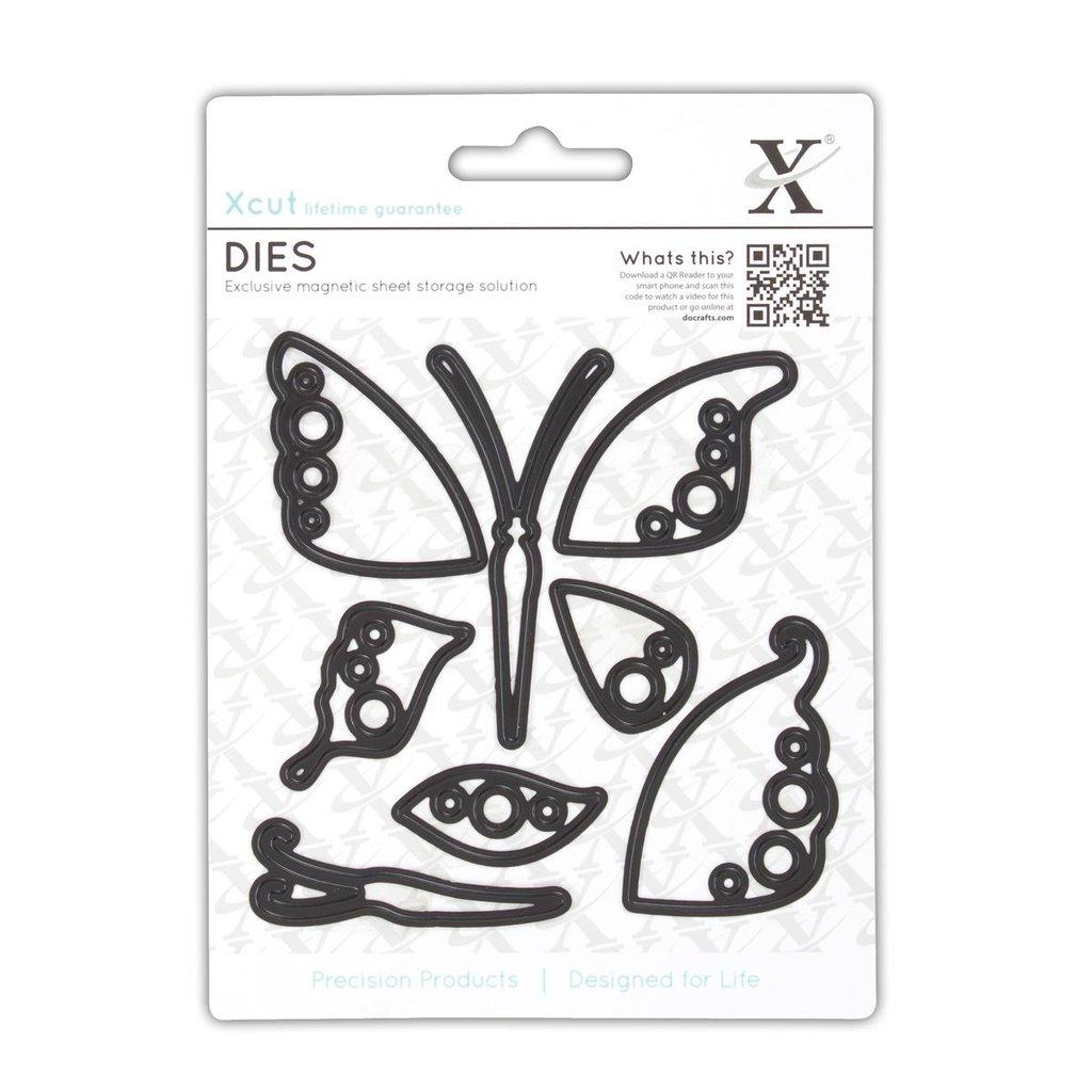 Set fustelle Xcut - Butterflies