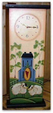 "Orologio ""primitive home"""