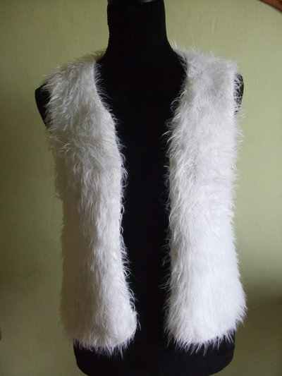 gilet golfino lana maglia donna