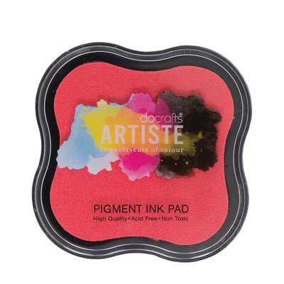 Tampone Pigment Ink - Rosa