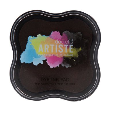 Tampone Dye Ink - Chocolate