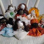 Bamboline profumate da tutto il mondo