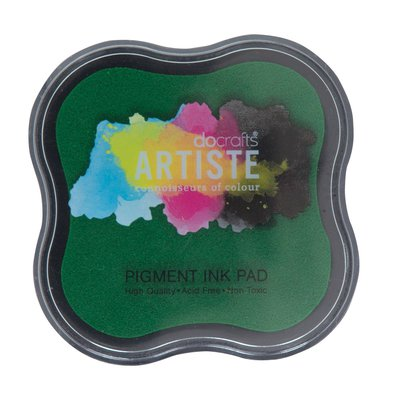 Tampone Pigment Ink - Verde