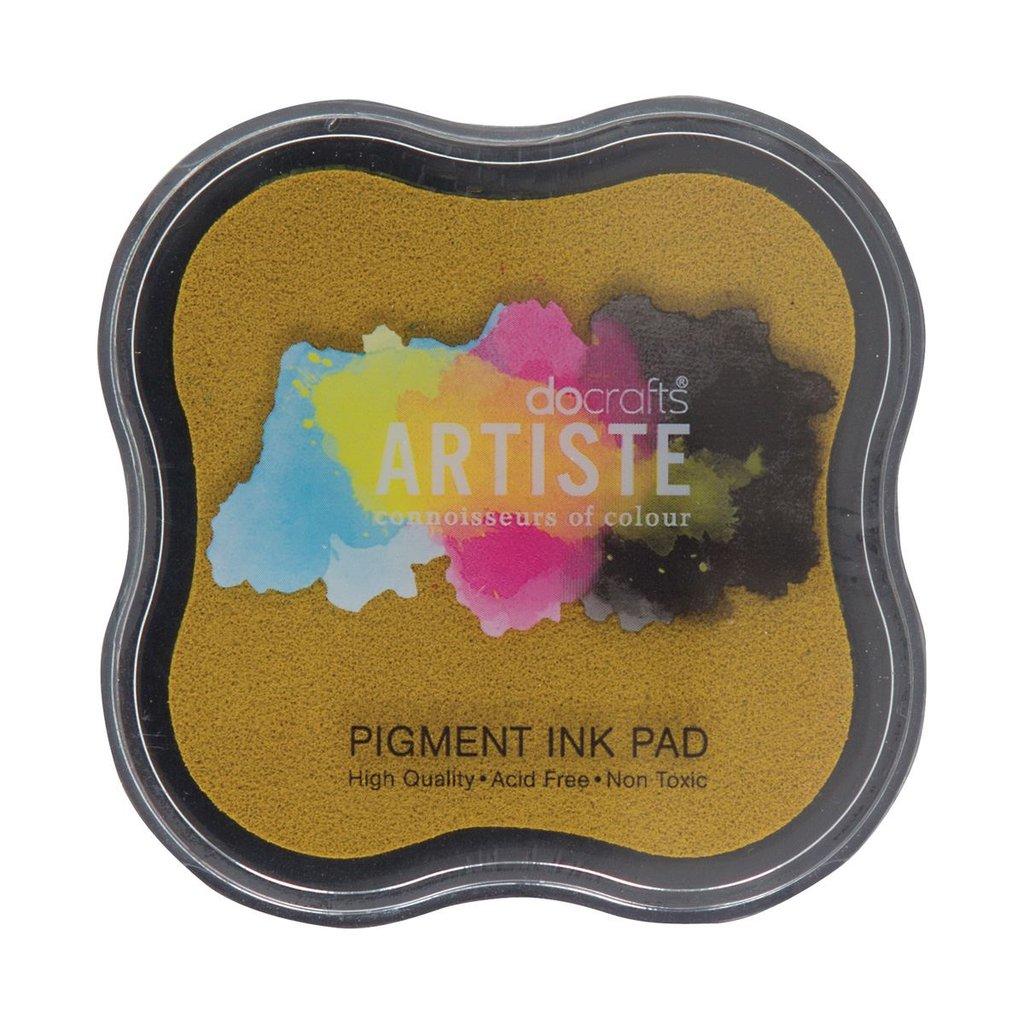 Tampone Pigment Ink - Giallo scuro
