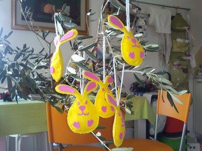 Bomboniere - Decorazioni di Pasqua