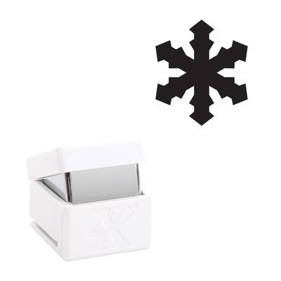 Perforatore piccolo - Icy Snowflake