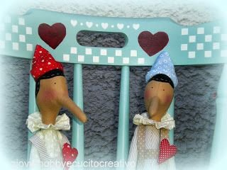 Pinocchio Tilda pupazzo