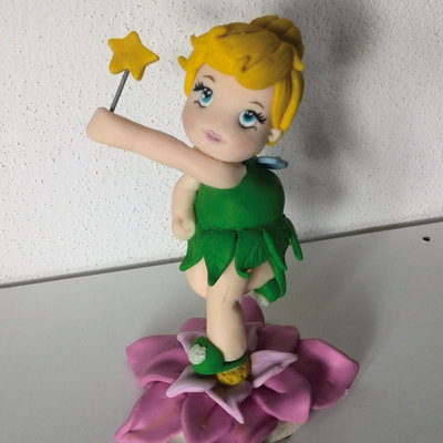 cake topper compleanno trilly