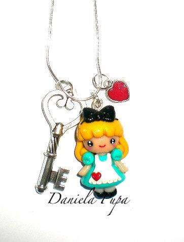 catenina Alice & key