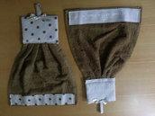 Mini Asciugamani in Spugna per la Cucina