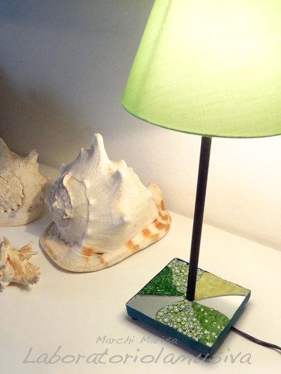 Fantasiaverde Lampada da tavolo