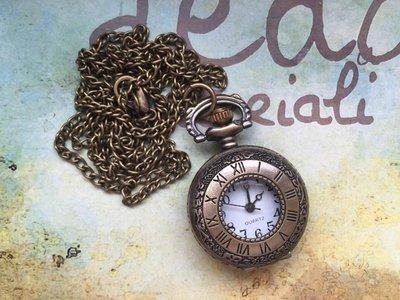Orologio vintage bronzo mod.01