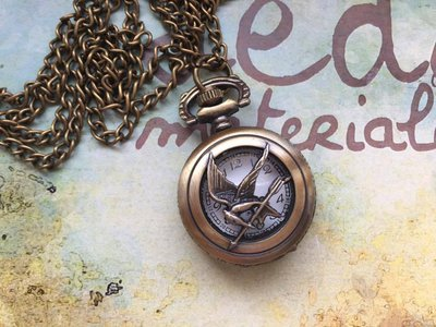 Orologio Hunger Games bronzo