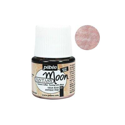 Pebeo Fantasy Moon Rosa Antico n.21 confezione da 20 ml