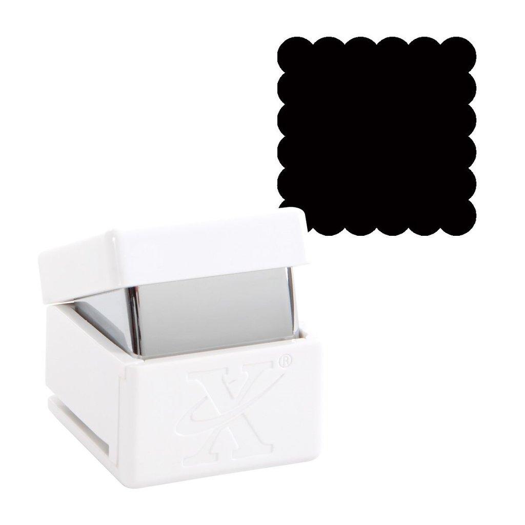 Perforatore medio - Scallop Square