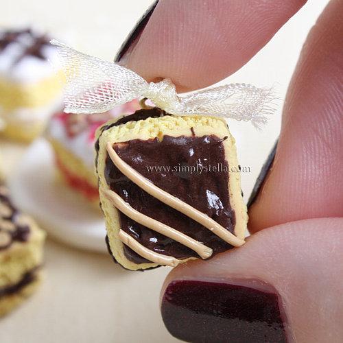 Cake Charm - Caramello e Cioccolato