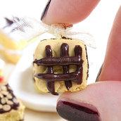 Cake Charm - Cioccolato