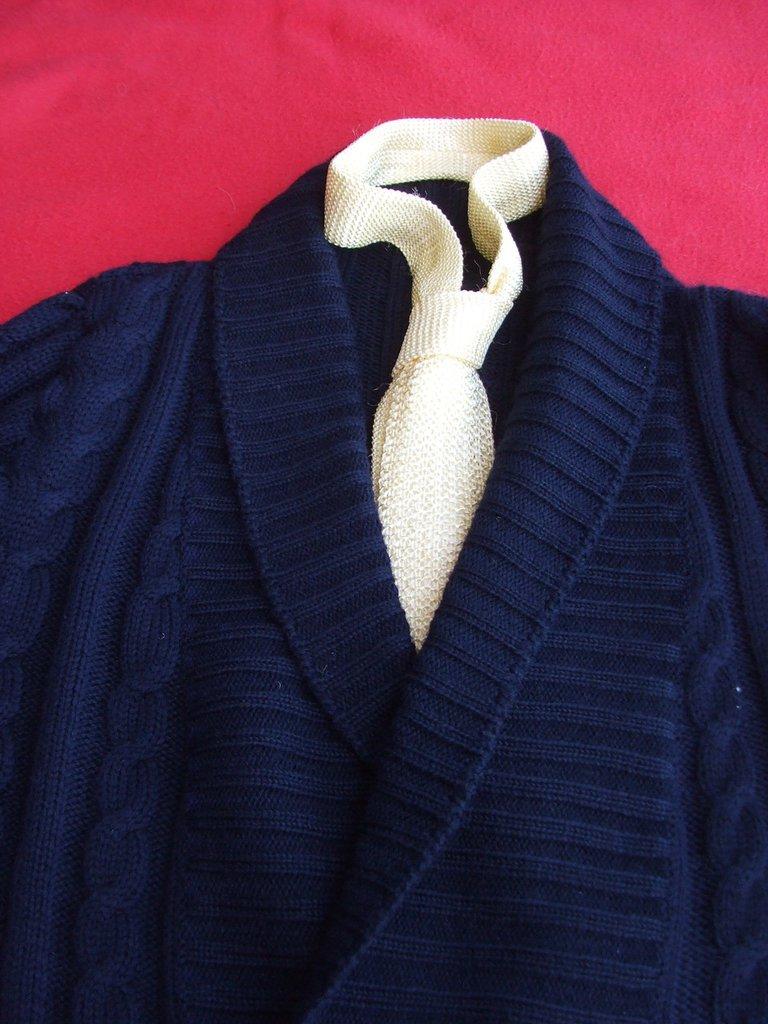 giacca doppio petto lana maglia bimbo