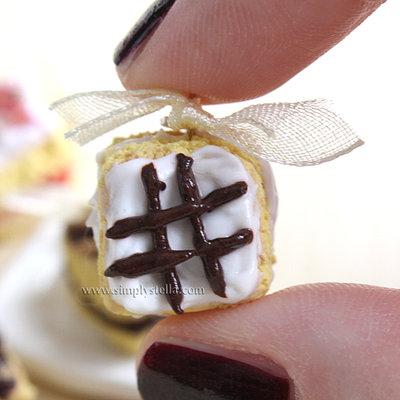 Cake Charm - Glassa e cioccolato