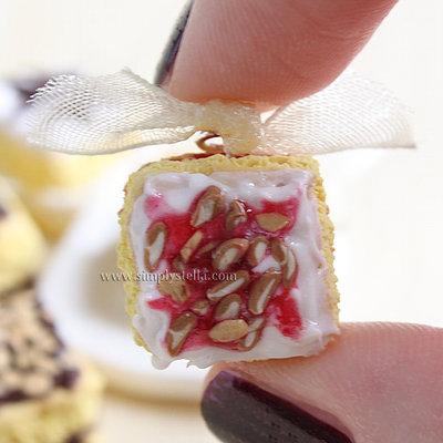 Cake Charm - Fragola e Panna