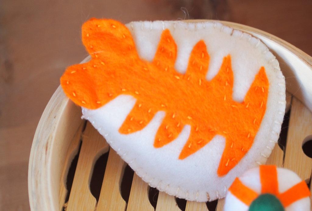 Pesce prelibato- Oriente