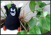 Cattivik amigurumi crochet pattern