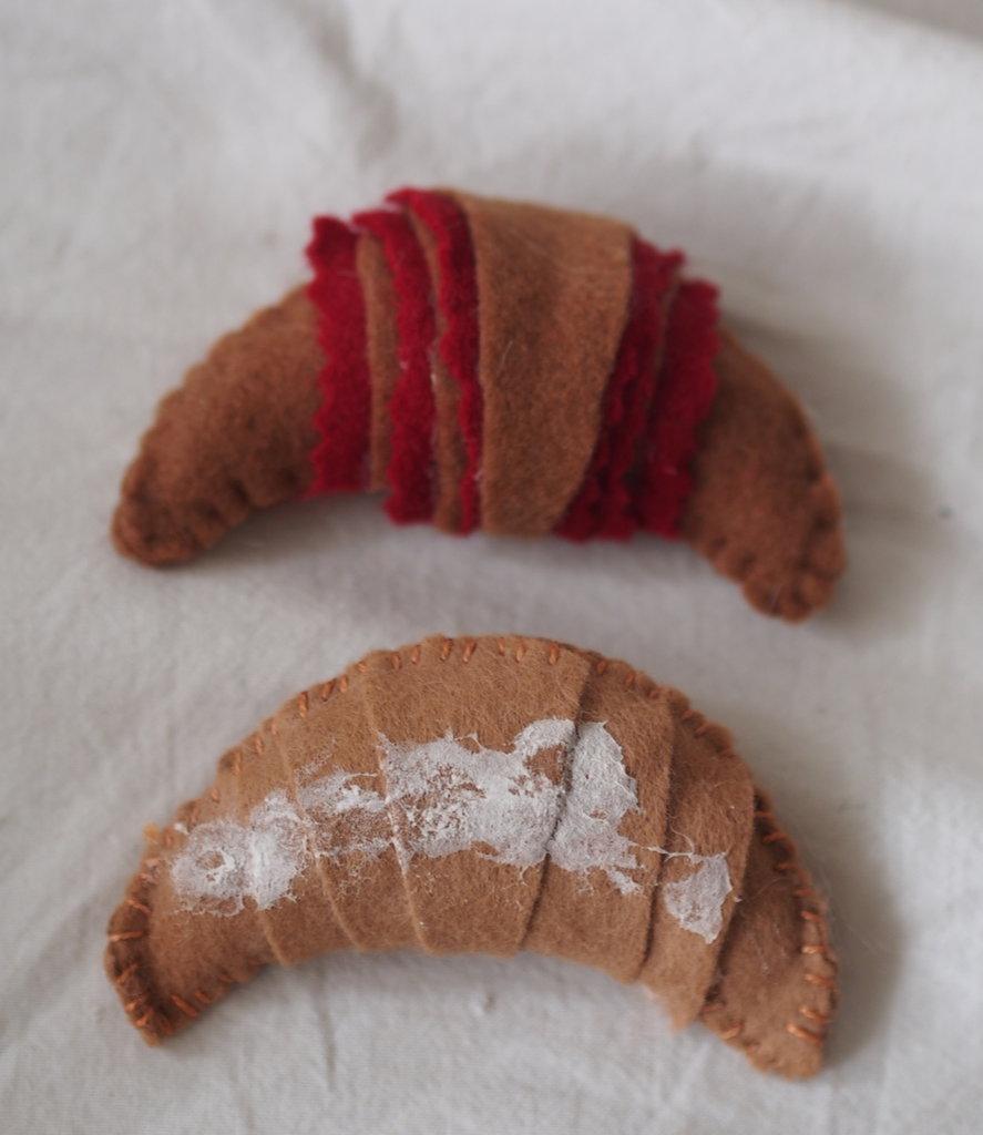 Croissants mania (rosso)