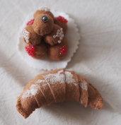 Croissant e struffoli