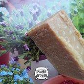 Sapone per il corpo cera d'api e miele, 100% fatto a mano, naturale
