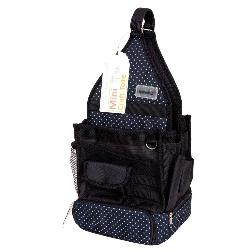 Borsa Mini Craft - Liquorice Dot