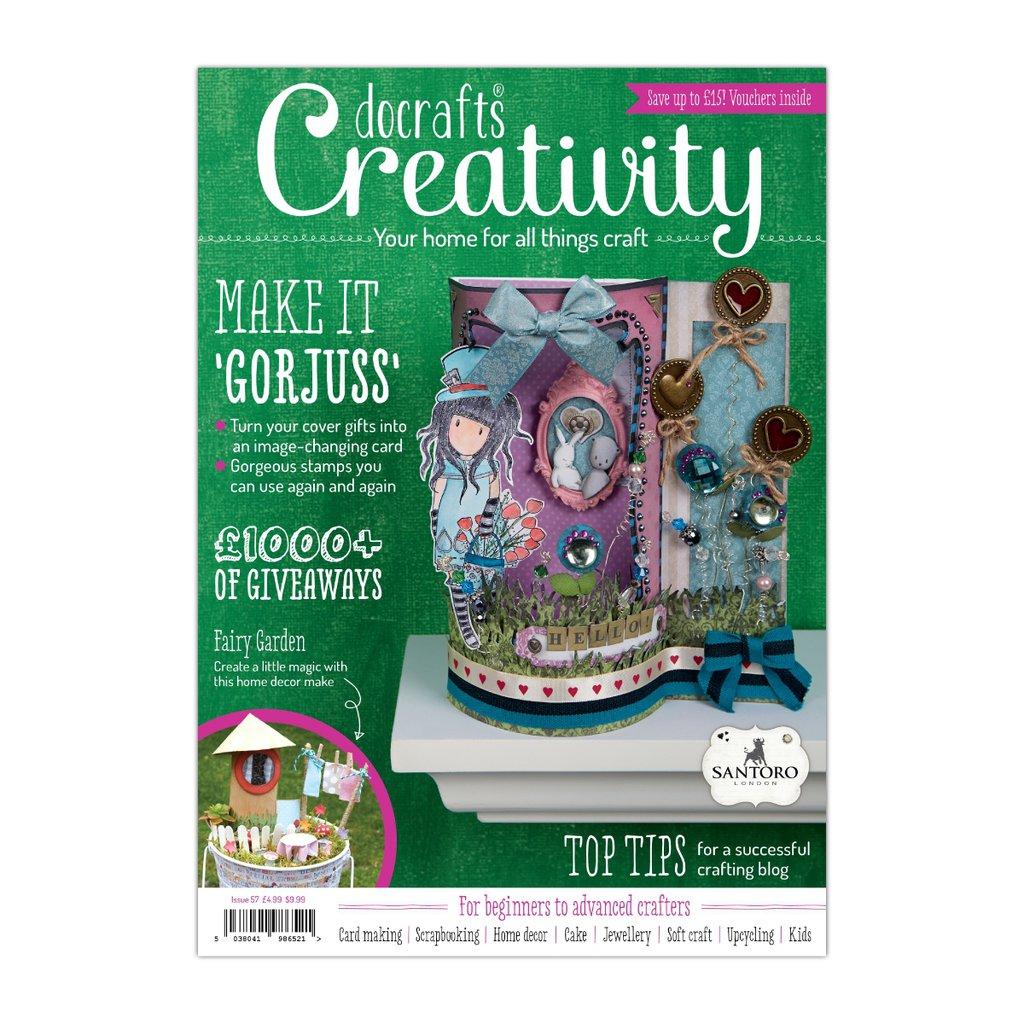 Creativity Magazine 57 - Aprile 2015