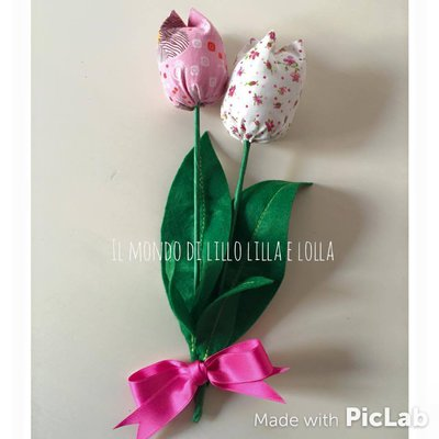 tulipani è primavera