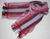 Sciarpa di lana calda e allegra