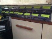 vendo varie cassettiera  grande porta oggetti^^