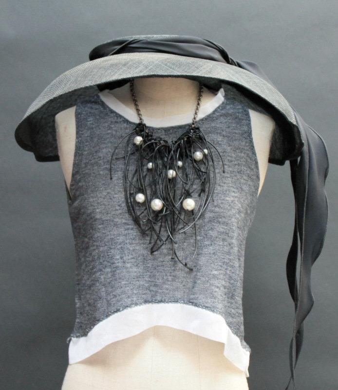 Collana Millefili con Perle