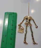 Bambola Corpo Nudo Bambola Gioiello da Creare ORO