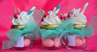 bomboniera cupcake segnaposto