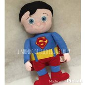 Baby Superman supereroe