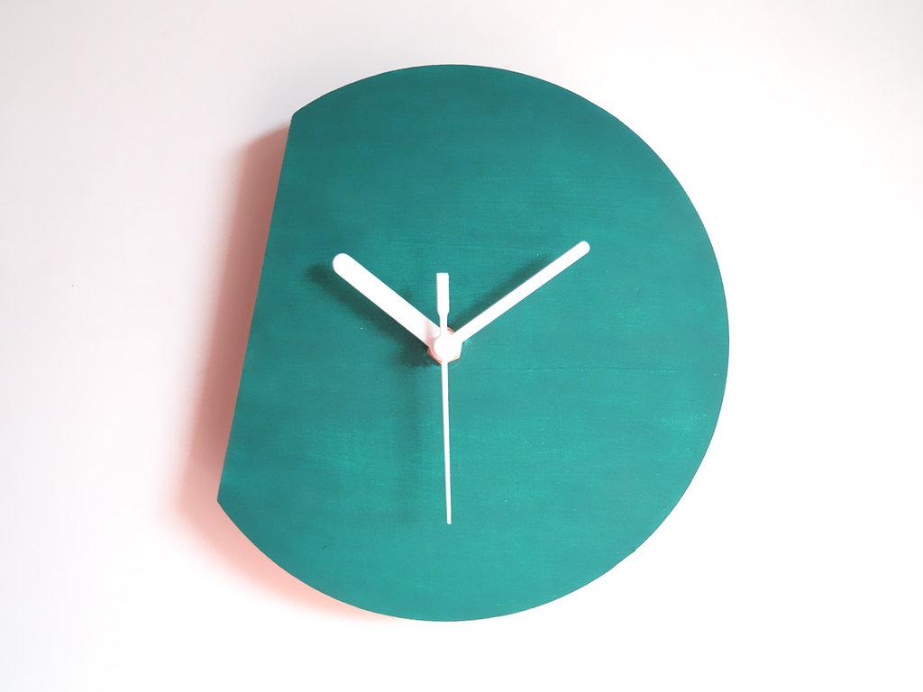 Lostime, orologio da muro dal design minimale