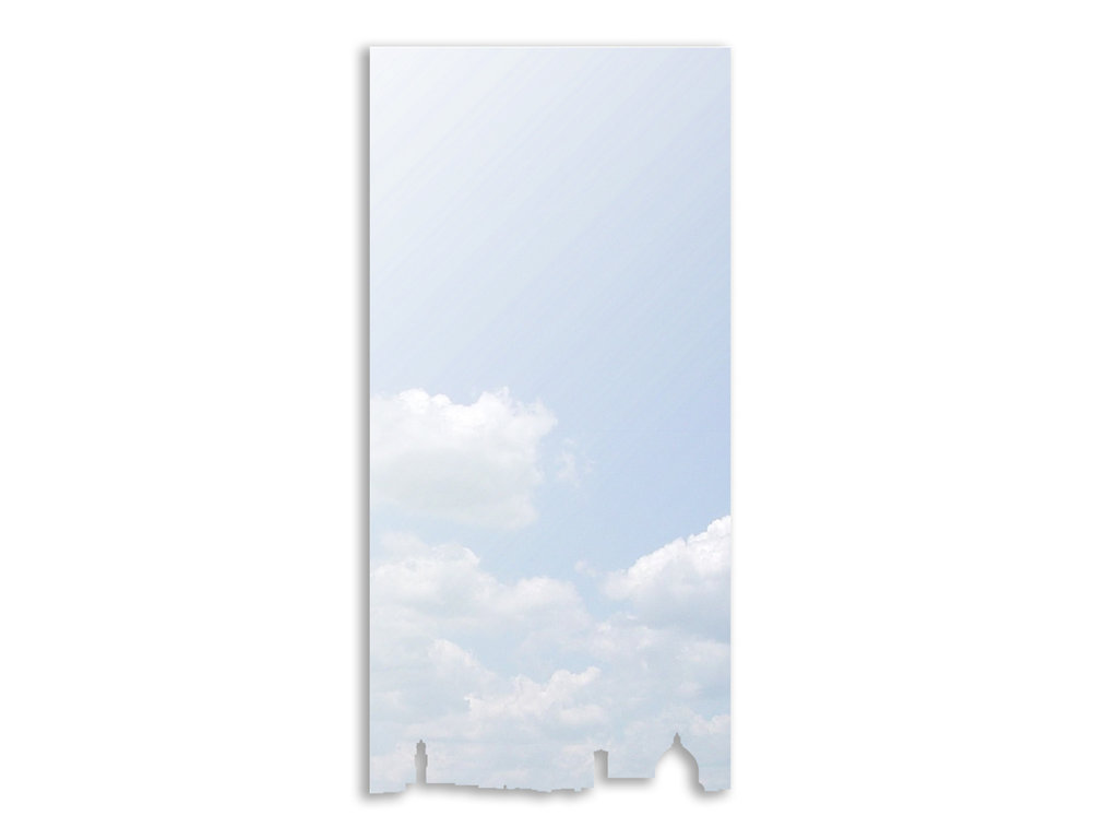 Big Mirli, lo specchio da muro per la tua bellezza nella bellezza di Firenze