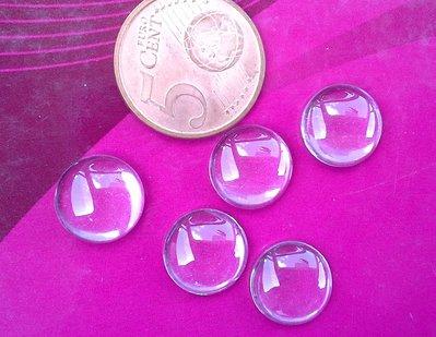 cupola vetro lente tonda mm.12
