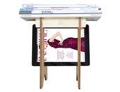 Uiu, portariviste analogiche e digitali_display stand docking station