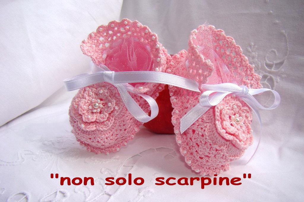 "Le scarpine  ""La Principessa"""