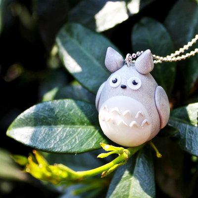 """Collana lunga """"Totoro"""""""