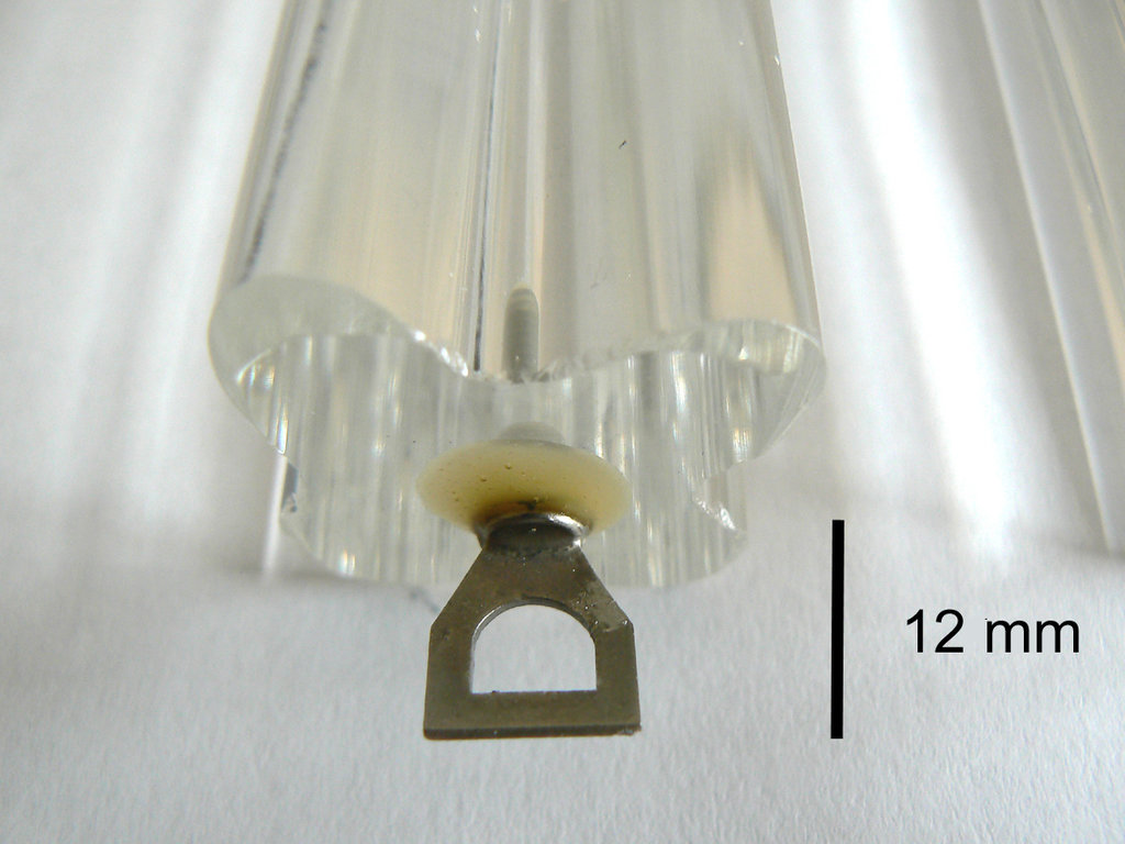 Quadriedri per lampadari Venini,Mazzega, Barovier cm 14