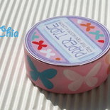 1 washi tape farfalle
