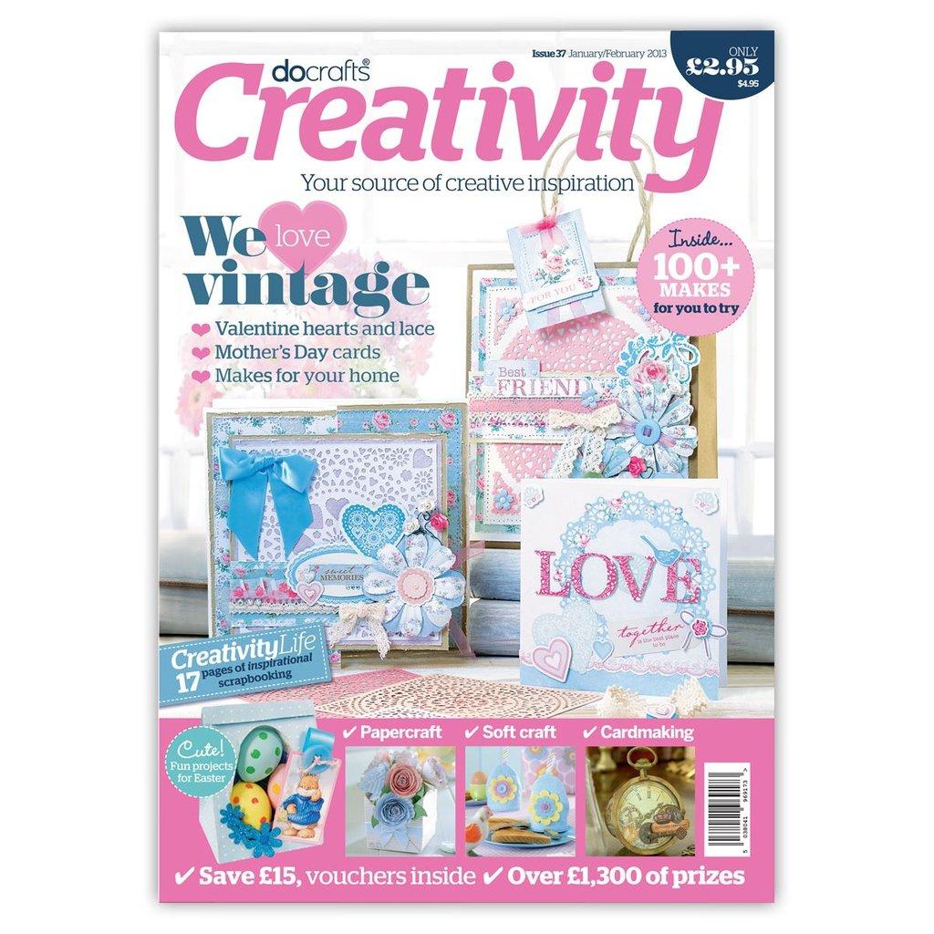Creativity Magazine 37 - Gen/Feb 2013