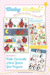 BABY XSTITCH FAMILY COLLECTION N. 3