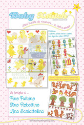 BABY XSTITCH FAMILY COLLECTION N. 4