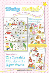 BABY XSTITCH FAMILY COLLECTION N. 5